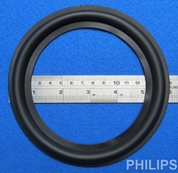 Rubber ring for Philips AD 70604/w6 woofer