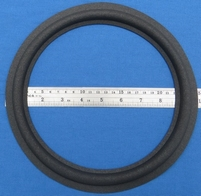 Foam ring (10 inch) for Philips AD10202/w8 woofer