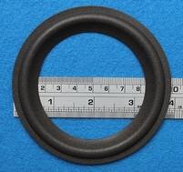 Foamrand (4 inch) voor Philips AD40409/SQ8DC Middentoner