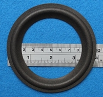 Foam ring (4 inch) for Philips AD44510/W8 woofer