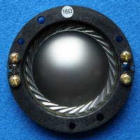 Diafragm for JBL 2425 tweeter. 16 Ohm impedance