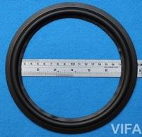 Rubber rand voor VIFA 490-001-00 woofer (8 inch)