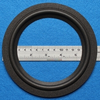 Schaumstoff Sicke für JBL XPL90 Tieftoner (6,5 Zoll)