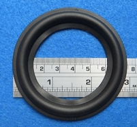 Rubber surround for Bang and Olufsen Beovision LX2502
