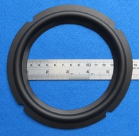Rubber rand voor Celestion SL6 / SL-6 woofer