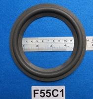 Foamrand van 5,5  inch, voor een conusmaat van 10,7 cm