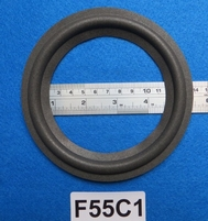 Foam ring, 5,5 inch, for a unit with a cone size of 10,7 cm