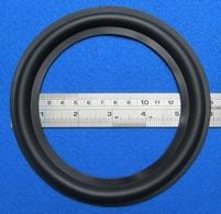 Rubber rand voor Dahlquist DQM-6C woofer (6 inch)