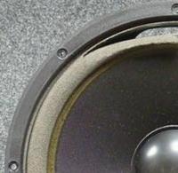 Foamrand voor Tannoy C10 / C-10 woofer (10 inch)