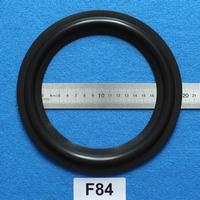 Foamrand van 8 inch, voor een conusmaat van 14,9 cm (F84)