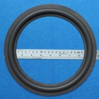 Foamrand van 10 inch, voor een conusmaat van 19,4 cm  (F101)