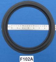 Foamrand van 10 inch, voor een conusmaat van 20 cm (F102A)