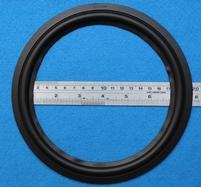 Rubber rand voor Akai SR-HA101 woofer (8 inch)