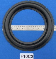 Foam ring, 10 inch, for a unit with a cone size of 17,8 cm