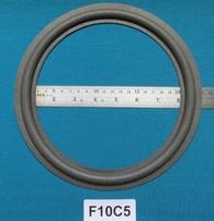 Foamrand van 10 inch, voor een conusmaat van 19 cm (F10C5)