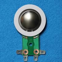 Diaphragm for Cerwin Vega model 380SE Tweeter, Titanium dome