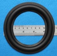 Rubber rand voor KEF 130 woofer (5 inch)