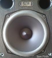 Foamrand voor Acoustic Energy AE209 / AE-209 (5 inch)