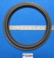 Foamrand van 12 inch, voor een conusmaat van 23,6 cm (F12jam