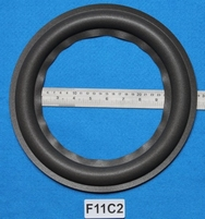 Foamrand van 11 inch, voor een conusmaat van 21,5 cm (F11C2)