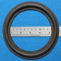 Foamrand (6 inch) voor Jamo 1703 CBR <b>middentoner</b>