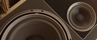 A <b>set</b> foam surrounds for Jamo CBR 1703 speakers