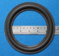 Foamrand van 6  inch, voor een conusmaat van 11,5 cm (F6C10)