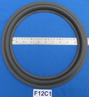 Foam ring, 12 inch, for a unit with a cone size of 24 cm