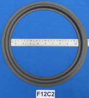 Foam ring, 12 inch, for a unit with a cone size of 24,6 cm
