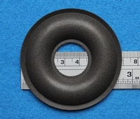 Foam ring, 3 inch, for a unit with a cone size of 5,4 cm