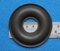 Foamrand van 3 inch, voor een conusmaat van 2,7 cm (F3KEF)