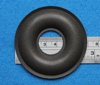 Schaumstoff Sicke - 3 Zoll - für KEF RR102.2