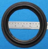 Schaumstoff Sicke - 3 Zoll - für KEF RR103.4 (6 Zoll