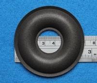 Schaumstoff Sicke - 3 Zoll - für KEF RR105.3