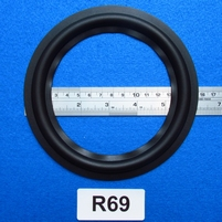 Rubber ring, measures 6 inch, for a 11,9 cm cone