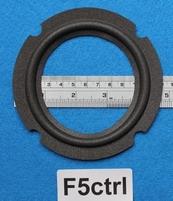 Schaumstoff Sicke (5 Zoll) für 8,4 Zm Kegel / Membran