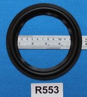 Rubber ring, 5,5 inch, for a unit with a cone size of 11,2