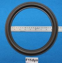 Foamrand van 11 inch, voor een conusmaat van 20,8 cm (F11dyn