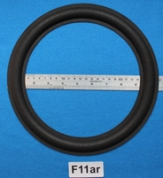 Foam ring, 11 inch, for a unit with a cone size of 21,3 cm
