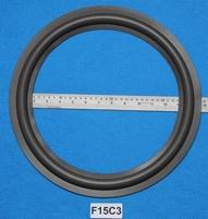 Foamrand van 15 inch, voor een conusmaat van 30,2 cm (F15C3)