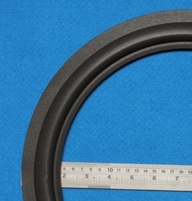 Foam ring, 15 inch, for a unit with a cone size of 29 cm