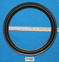 Foamrand van 15 inch, voor een conusmaat van 30,3 cm (F152)