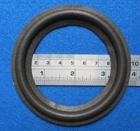 Foamrand van 4 inch, voor een conusmaat van 7,4 cm (F4P)