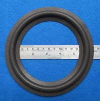Foam ring (7 inch) for Scan-Speak 18W4208 woofer
