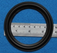 Rubber ring, 4 inch, for a unit with a cone size of 7,6 cm