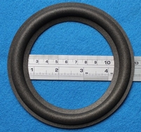 Foam ring (5,5 inch) for Philips AD60601/ W12dc woofer