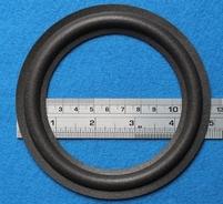 Foamrand (5 inch) voor Infinity SM195 <b>middentoner</b>