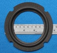 Foamrand voor JBL Control 1x woofer (5 inch)
