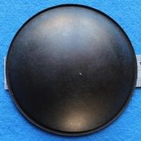 Dust cap, paper, 104 mm
