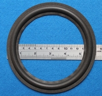 Foam ring for JBL J1000MV mid-low unit (6 inch)